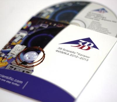 Печать CD дисков и конвертов для них
