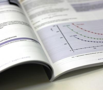 Печать полноцветного каталога 3B Scientific